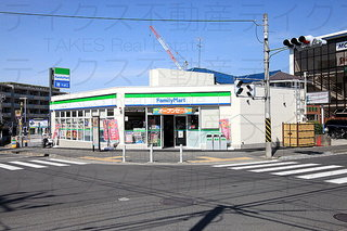 コンビニ ファミリーマート・新石川2丁目店.JPG